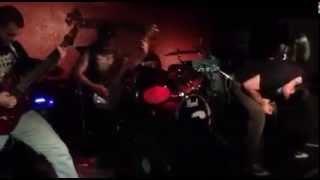 Nervous Impulse 2 live songs St Hyacinthe 07 11 15