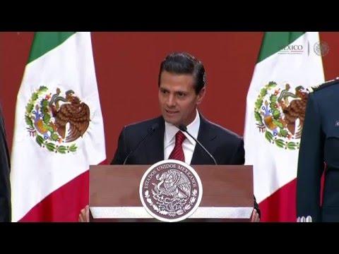 Mensaje a Medios del Presidente Peña Nieto
