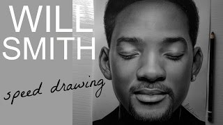 Drawing Will Smith