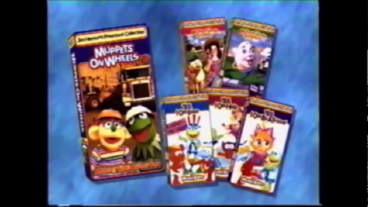 Opening To Muppet Treasure Island  Vhs