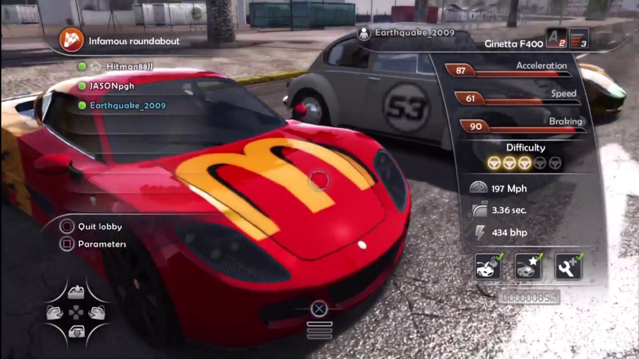 Test Drive Unlimited 2 - Custom Cars - YouTube