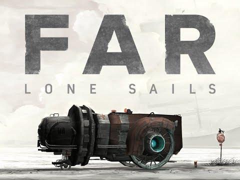 FAR: Lone Sails (Даль: Одинокие Паруса) - Такие разные игры!