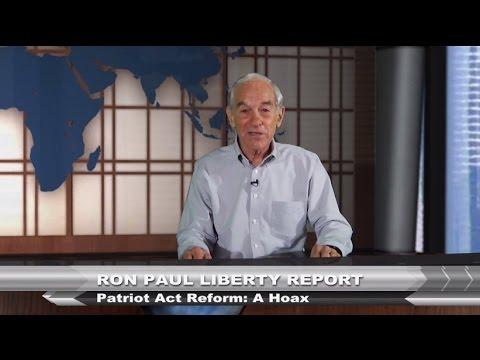Patriot Act Reform: A Hoax