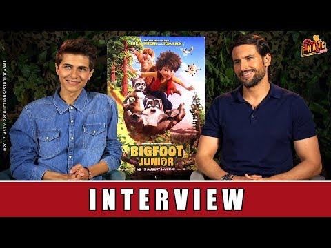 Bigfoot Junior - Interview | Lukas Rieger | Tom Beck