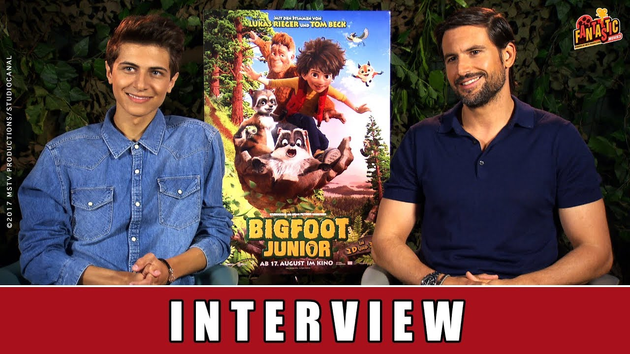 Bigfoot Junior - Interview | Lukas Rieger | Tom Beck