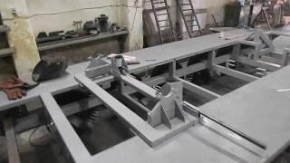 Производство в гараже 80 м2