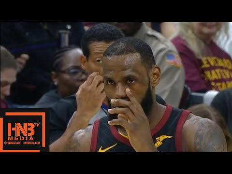 Cleveland Cavaliers vs Indiana Pacers 1st Half Highlights / Game 5 / 2018 NBA Playoffs