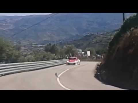 Campeonato Nacional de Montanha - Santa Marta 2015 - António Nogueira Porsche GT2 - Treinos livres