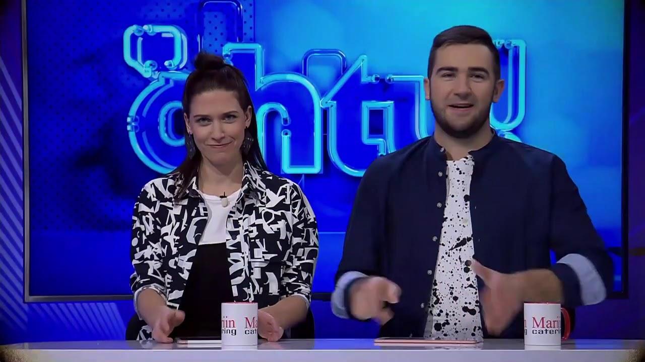 "Kanal 2 ""Õhtu!"" - Robert ja Jüri taliujumas"