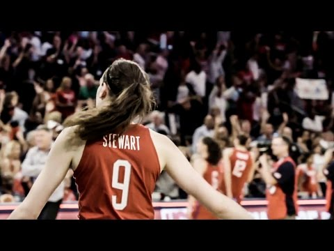 Breanna Stewart on Playing in the 2016 Olympics // Episode 3
