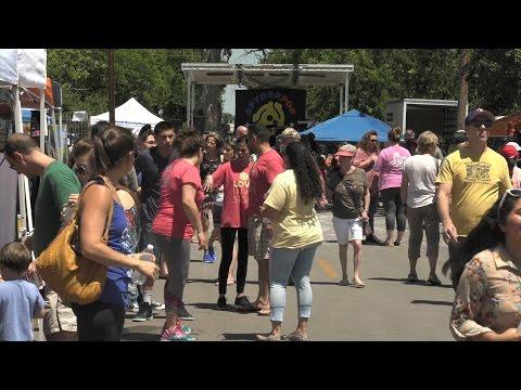 Backstage Arlington at the East Main Street Arts Festival