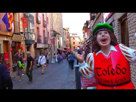 Toledo, Spain City Tour