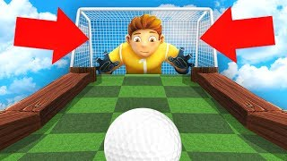 *NEW* GOALKEEPER MODE in Golf With Your Friends! (Golf With Your Friends Update)