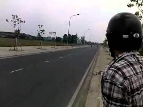 Test xe 13-04-2011 (Tony Tran) Exciter vs Nova Dash..