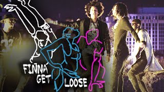 Finna Get Loose - Lil Buck & The Family ft. Les Twins | Yak Films  x Puff Daddy & Pharrell Williams