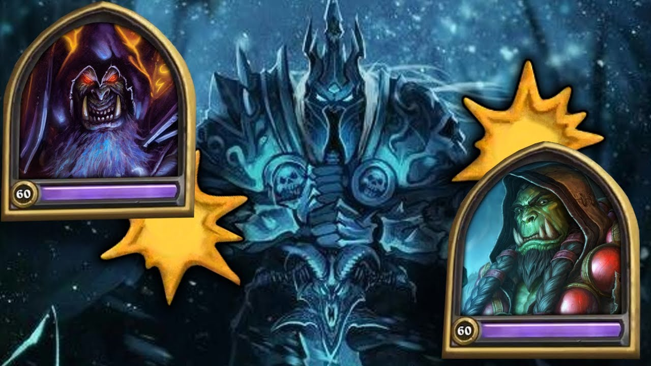 Beating The Lich King Isnt Even A Challenge With These Decks Kft