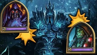 Beating the Lich King Isn't Even a Challenge with These Decks (KFT Frozen Throne)