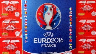 Image Sticker Panini UEFA Euro 2016 France Coca Cola Anthony Martial