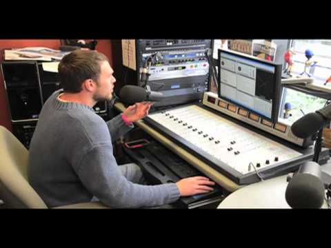 Tour the Illinois Centers For Broadcasting State Street Campus