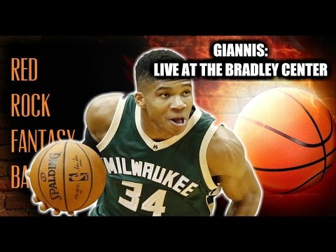 Giannis: Live At The Bradley Center