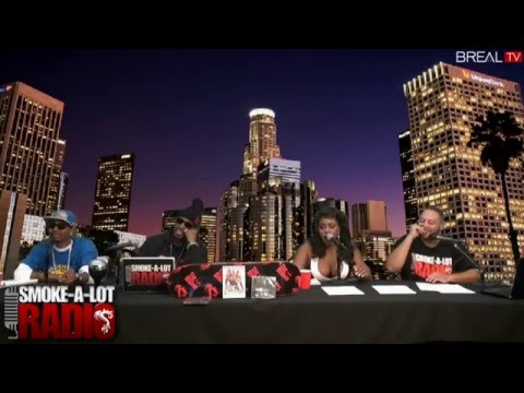 Smoke A Lot Radio: Block Report... Lil Wayne Kisses Birdman, while Kevin McCall vs Eva Pigford