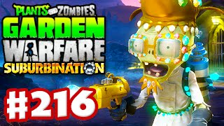 Plants vs. Zombies: Garden Warfare - Gameplay Walkthrough Part 216 - Royal Physicist! (PC)