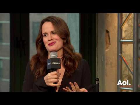 Elizabeth Reaser Discusses Her Film,