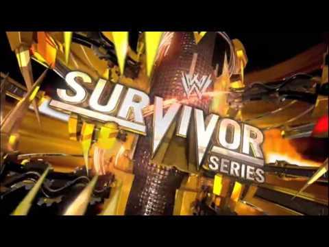 WWE Survivor Series 2010 Theme Song (Runaway) by Hall the Villian