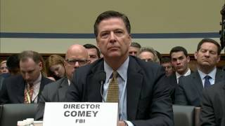 FNN: FBI Director James Comey testifies before Congress about Hillary Clinton email probe