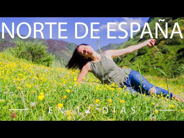 E2/V02 Viajar en moto por el Norte de España en 12 días