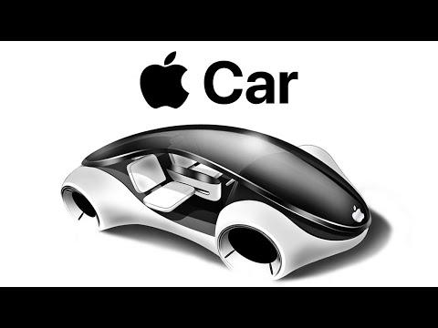 Apple's Next Big Product: The Apple Car