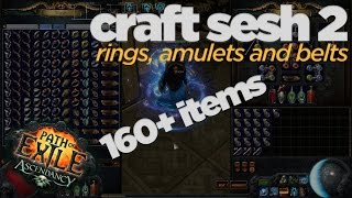 Video Craft Sesh 2 - Alching for Profit - How to make currency in Path of Exile download MP3, 3GP, MP4, WEBM, AVI, FLV Juli 2018