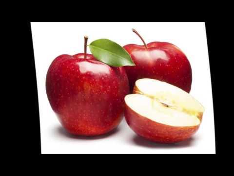 Сколько калорий в яблоке