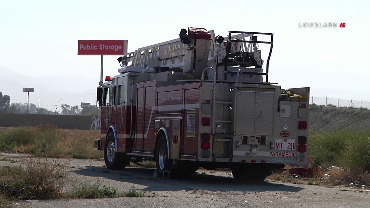 Double Fatal Accident / San Bernardino 6 13 18