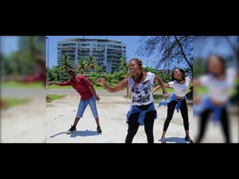 LYRICAL MUSIC ft FLAWLESS , DJOE - ONDENO ( version dance by Actu Danse Gabon )