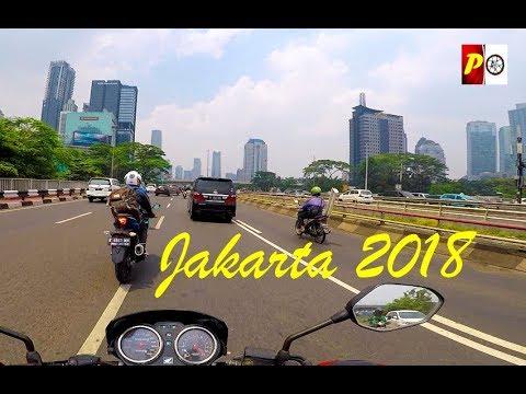 Kota Jakarta 2018 Indah, Bersih dan Megah