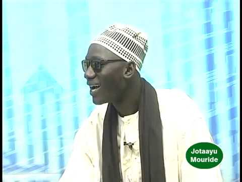 Jotaayu Mouride Invités S. Mame Thierno Mar, S. Amdy Gningue, S. Mouhamed Wadane Diouf