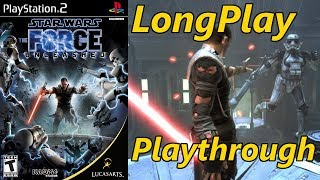 Star Wars: The Force Unleashed - Longplay Full Game Walkthrough (No Commentary) (Ps2, Wii, PSP)