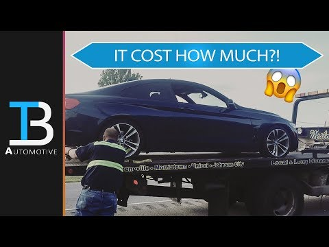 Cost to Own A BMW 4 Series - How Much Does It Cost to Own a BMW for 1 Year