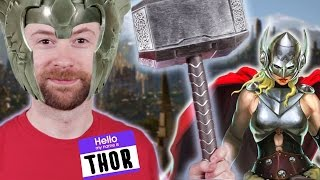 Is A Thor By Any Other Name Still Thor? | Idea Channel | PBS Digital Studios