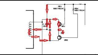 Cómo funciona un circuito inversor en LCD I