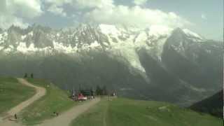 Kilomètre vertical chamonix mont-blanc 2012