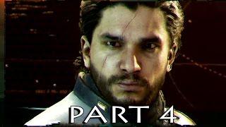 Call of Duty Infinite Warfare Walkthrough Gameplay Part 4 - Moon (PS4)