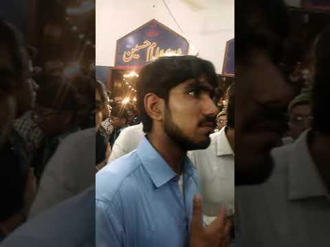 Anjuman shaydean abbas noha khwan s.hamid nazar naqvi