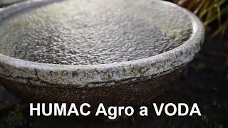 HUMAC Agro a VODA 22 3