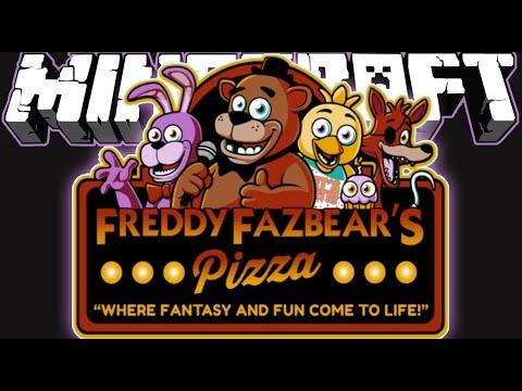 Minecraft | Freddy Fazbear's Pizza