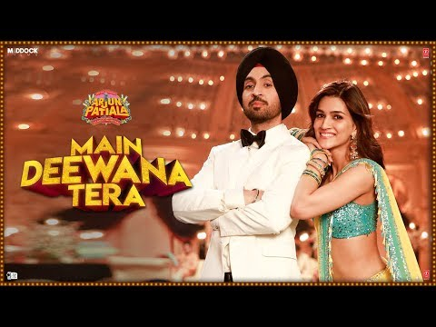 Main Deewana Tera Video Song - Arjun Patiala