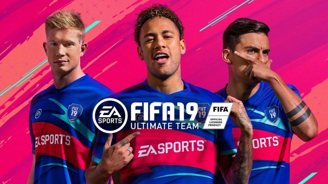 ТОП 8 ОБОИ ДЛЯ РАБОЧЕГО СТОЛА FIFA 19