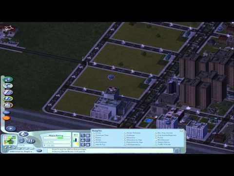 Let's Play Sim City 4-Part 43-Unemployment Everywhere