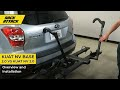 Kuat NV Base 2.0 Platform Bike Hitch Rack Review and NV Comparison